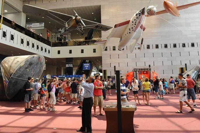 Museo Nacional del Aire y el Espacio