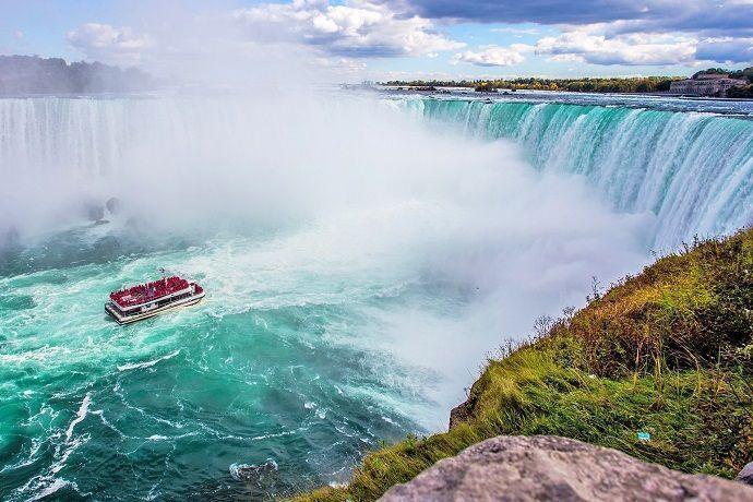 Tour por Canadá. Cataratas del Niágara.