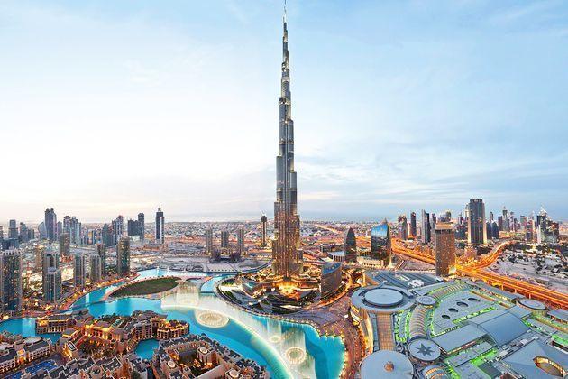 Dubái. Burj Khalifa. Visitas guiadas, tours excursiones y entradas.