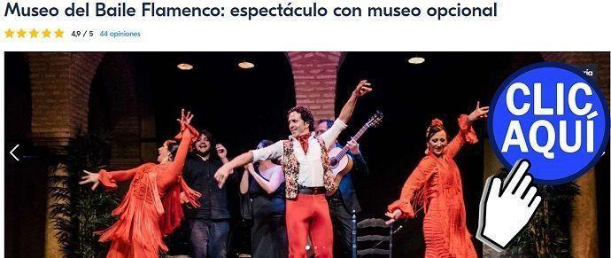 Entradas para ver flamenco en Sevilla