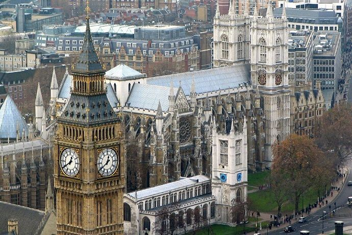 Entradas para la Abadía de Westminster