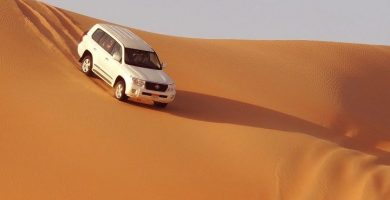 Excursión por el desierto de Dubái. Mejor precio.