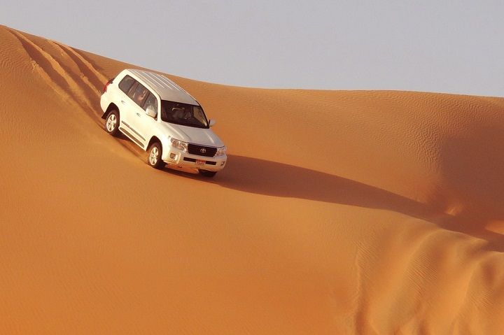 Tour desierto Dubái