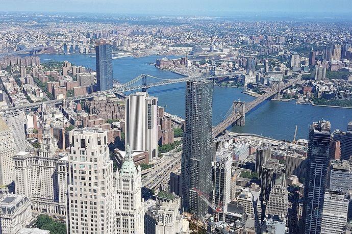 Guía turístico en Nueva York.
