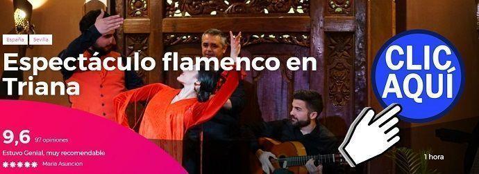 Entradas ver flamenco Sevilla