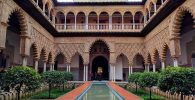 Visita guiada Alcázar Sevilla