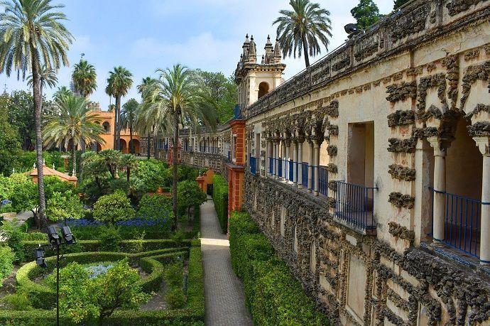 Comprar entradas para el Alcázar de Sevilla