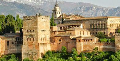 Excursión a la Alhambra de Granada desde Sevilla