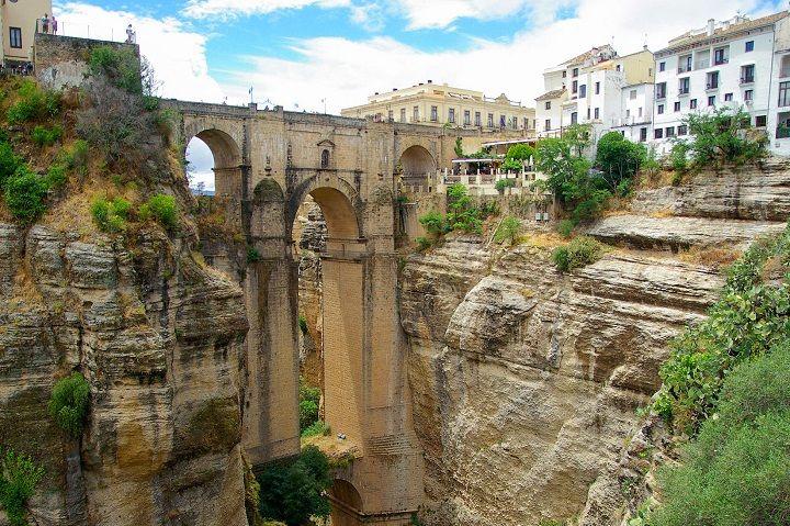 Excursión a ronda desde Sevilla
