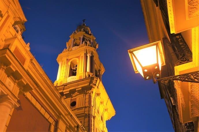 Tour nocturno Sevilla