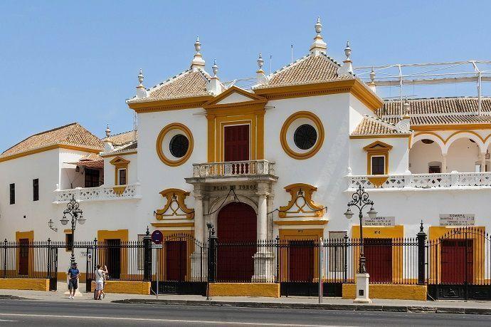 Plaza de toros. Tour privado por Sevilla