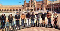 Alquilar un Segway en Sevilla barato.