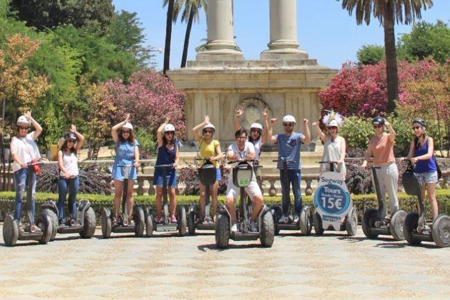 Ruta en Segway Sevilla