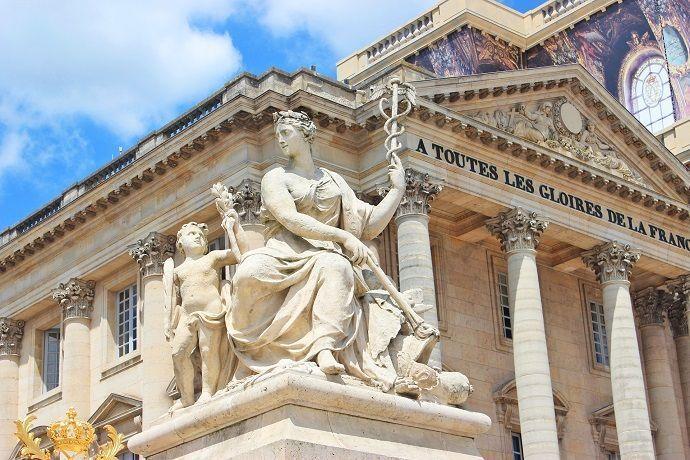 Visita guiada al palacio de Versalles