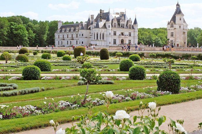 Visita guiada Castillos del Loira