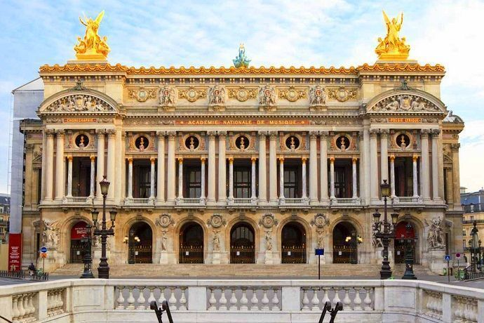 Guía privado en París