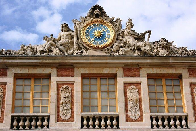 Tour por el palacio de Versalles