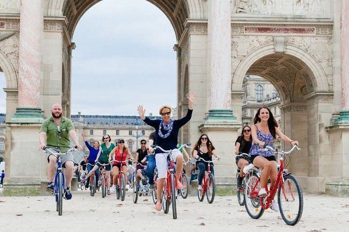 Visitar París en bicicleta