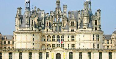 Visita guiada a los Castillos del Loira. Reservas.