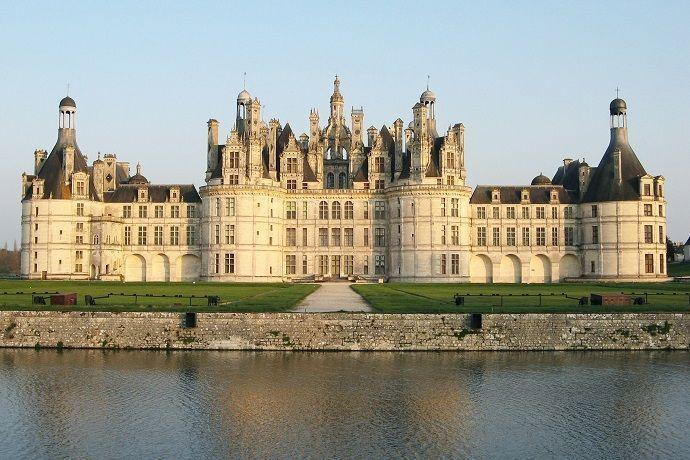 Visita guiada a los Castillos de Chambord