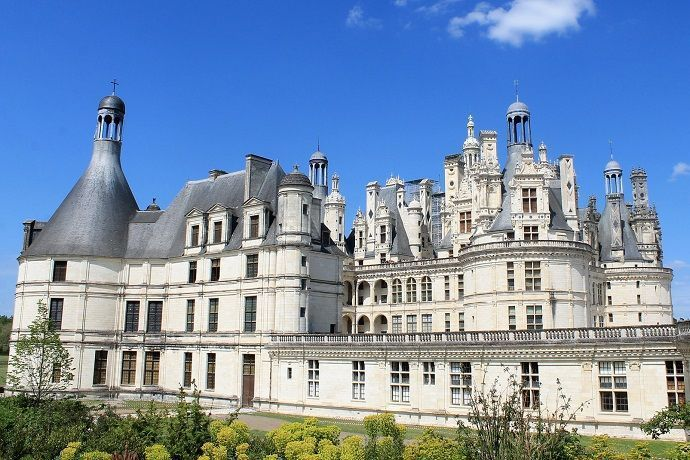 Tour guiado Castillos del Loira