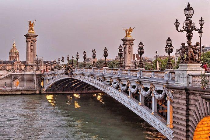 Tour privado por París