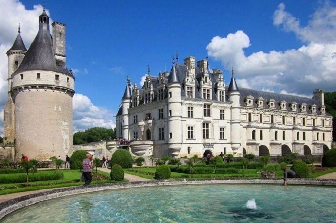 Excursión a los Castillos del Loira desde París