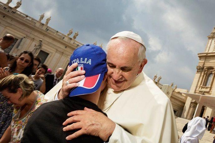 Reservar Audiencia con el Papa
