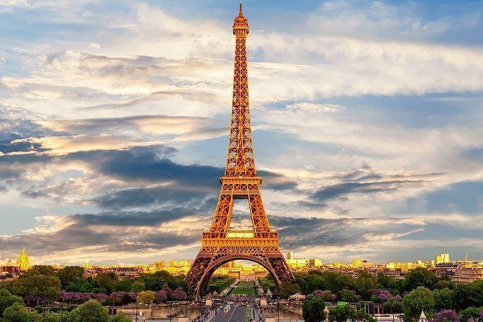 Tour a París desde Londres en tren. Canal de la Mancha.