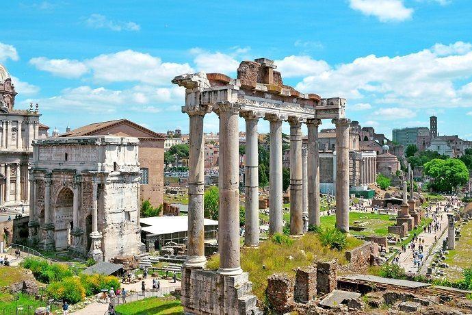 Tour por el Foro Romano