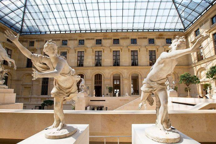Tour guiado por el museo del Louvre