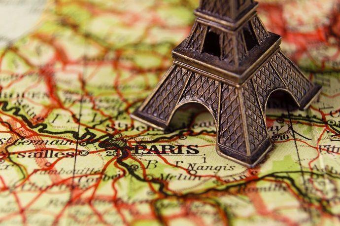 París desde Londres en eurostar con guía privado