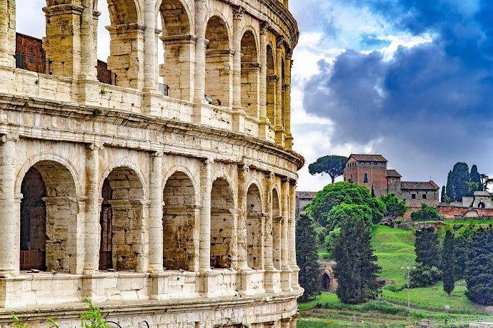 Tour por el Coliseo de Roma