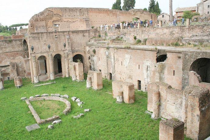 Tour por el Palatino de Roma
