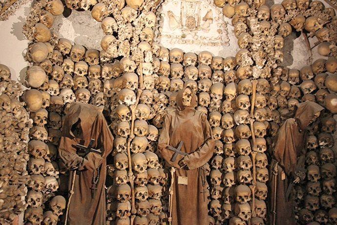Excursión por las catacumbas de Roma
