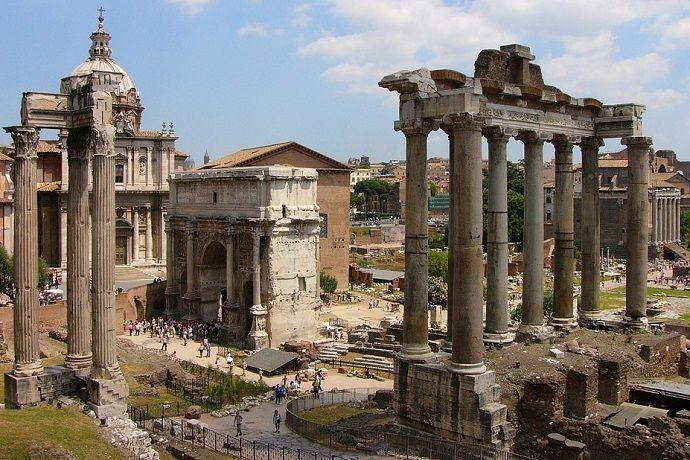 tour guiado en Roma