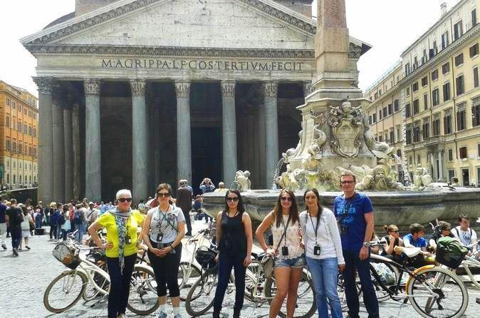 Guía turístico en Roma