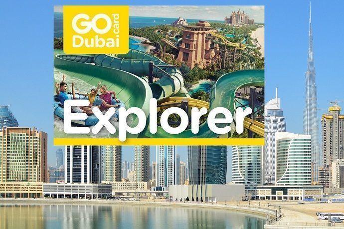 Comprar la tarjeta Dubái Explorer Pass
