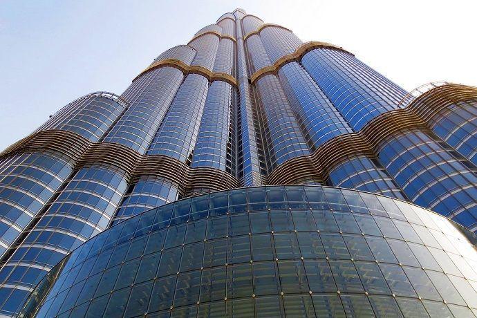 Subir al Burj Khalifa