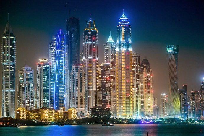 Dubái Marina. Reservar crucero. Mejor precio.