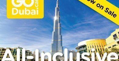 Go Dubai Card.