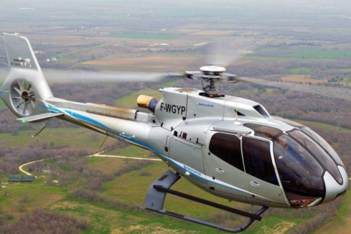 Nueva York en Helicóptero EC130T2