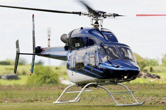 Reservar paseo por Nueva York en helicóptero modelo BELL 427.