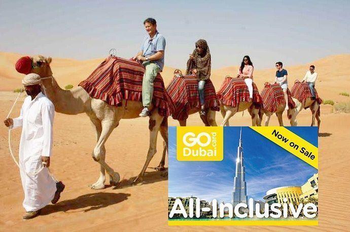 Tarjeta descuento Go Dubái Card