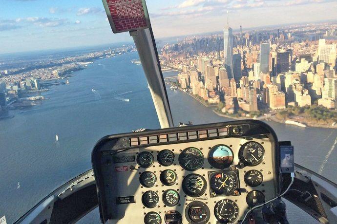 Mejor Precio. Tour en Helicóptero por Nueva York.