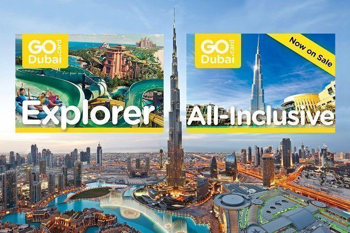 Comprar tarjetas descuento en Dubái