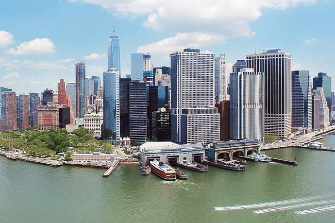 Reservar tour por Nueva York en Helicóptero