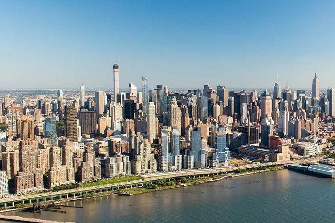 Nueva York en helicóptero. Reservas.