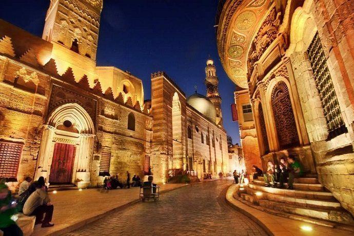 Visitas guiadas. El Cairo Islámico.