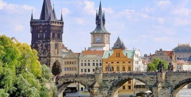 Reservar guía privado en Praga. Puente de Carlos.